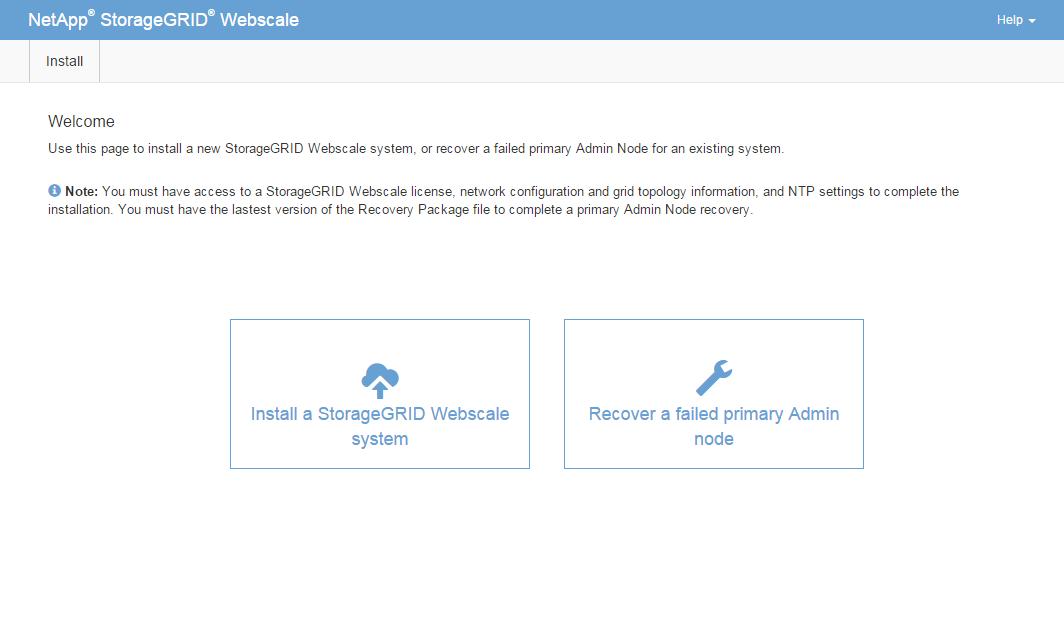 Netapp StorageGRID Webscale Blog – Webscale Object Storage